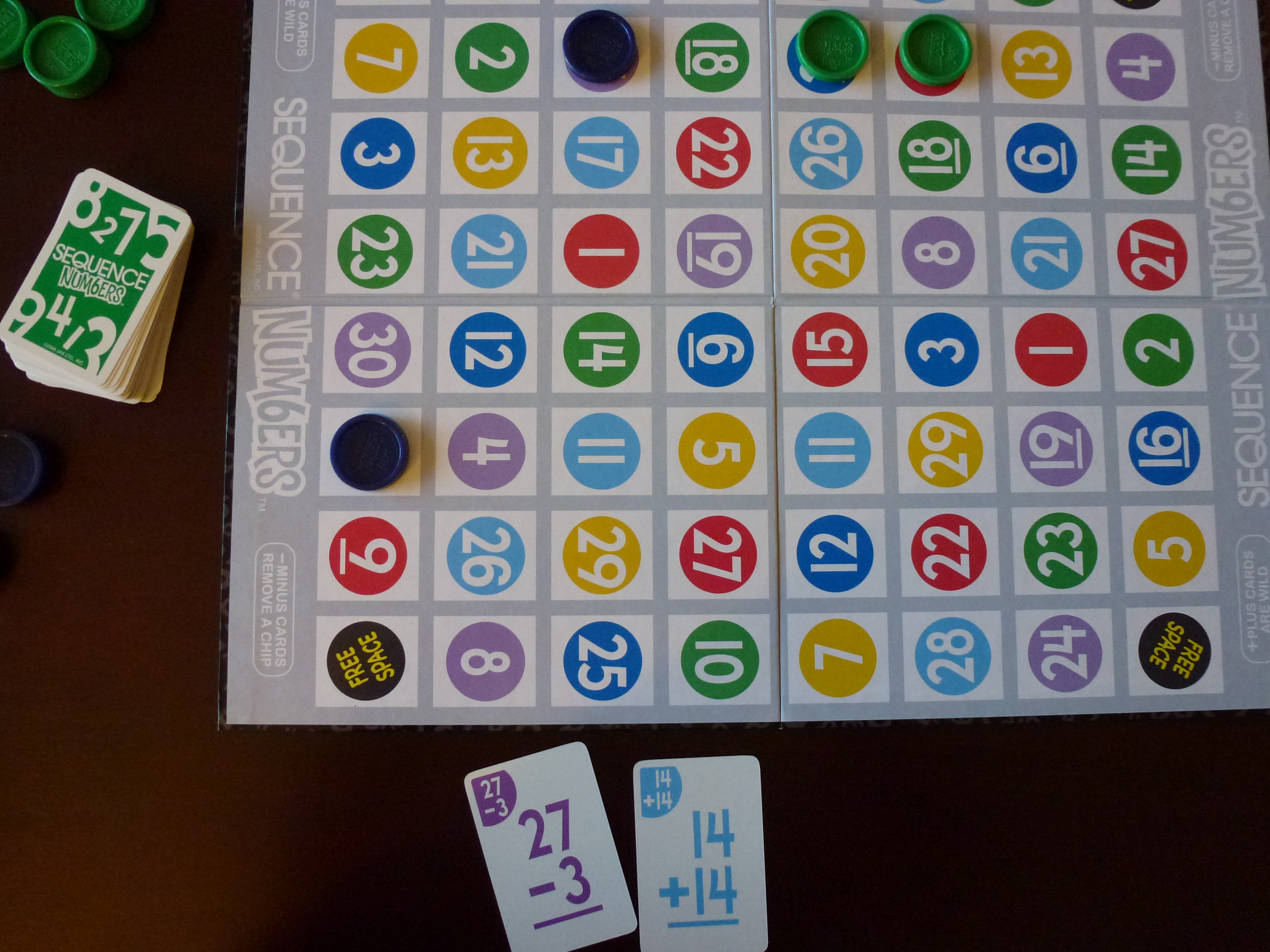 sequence board game instructions